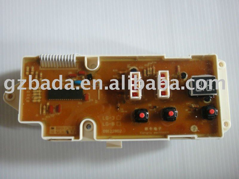 Lg 8 Washing Machine Computer Board View Washing Machine Pcb Board Lg Product Details From Guangzhou Bada Electric Appliances Firm On Alibaba Com