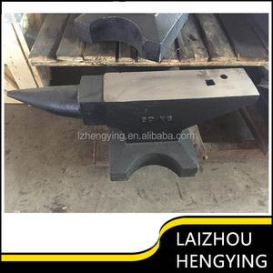 High Quality Single Horn Steel Cast Anvil