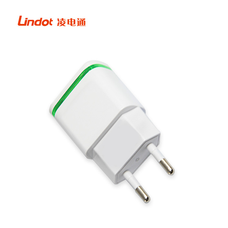 Alibaba sign up dual usb wall charger
