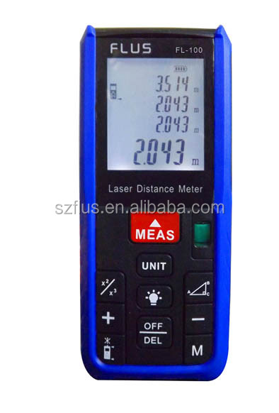 Wire Length Measuring Device Portable Laser Height