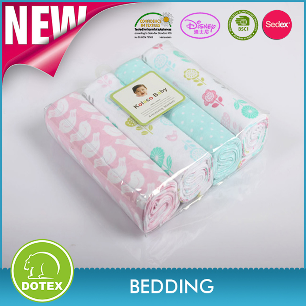Newborn product new design very soft baby stroller blanket