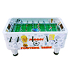 Coin operated hand football game machine mini soccer table