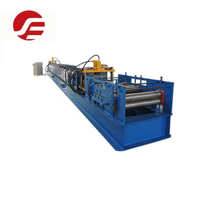 Supply Water Gutter Pipe Cold Roll Forming Machine
