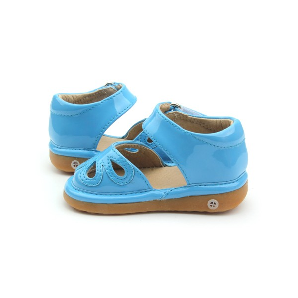 Zapatos Con Planta De Goma Para Niños