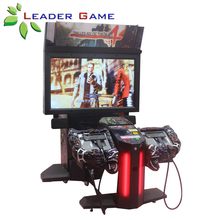 Amusement Equipment Simulation Arcade Amusement Electronic Indoor Interactive Video Shooting Gun Game