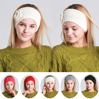 Fashion Women Head Wrap Ear Warmer Hair Accessories Hair Band Girl