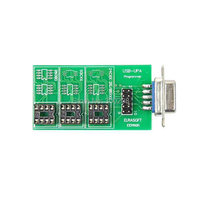 10 шт. оптовая продажа адаптер для упа USB упа - USB V1.3 программер упа USB адаптер нкр бесплатная доставка