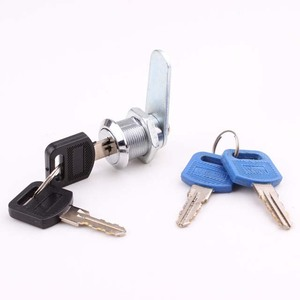 HS102-M high quality zinc alloy cam lock cabinet door lock master key hook lock