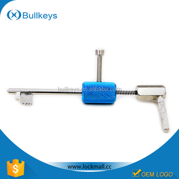 High Quality Blue Lock Picking Tools Of Disc Detainer Padlock Pick  Locksmith Tools - Buy Lock Picking Tools,Padlock Pick,Locksmith Tools  Product on