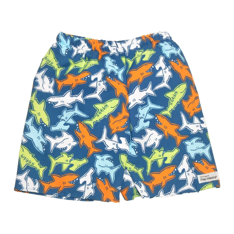 Flap Happy Boys UPF 50+ Swim Trunks