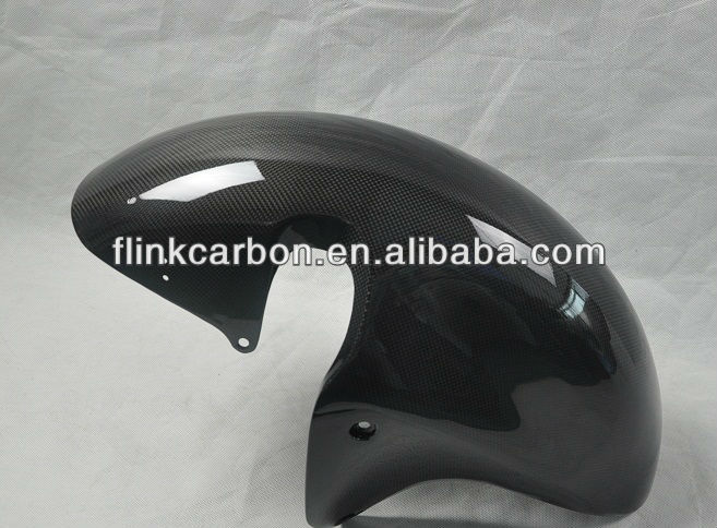 carbon fiber motorcycle part Front Fender for Suzuki Hayabusa 97-07
