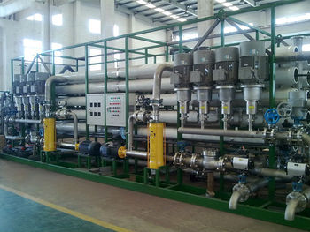 20 Ton Hr Ro Seawater Desalination Plant For Boat Ship