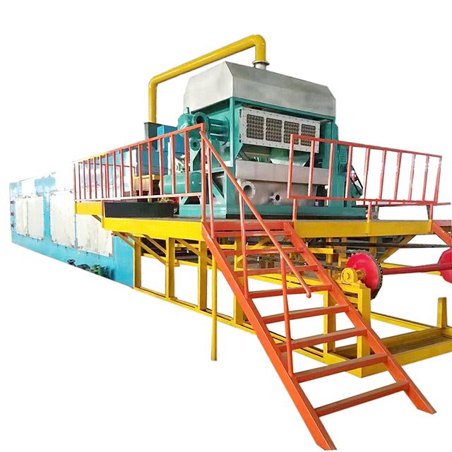 Paper egg tray dryer machine/Egg tray Brick kiln drying oven/Steel metallic dryer for egg tray making