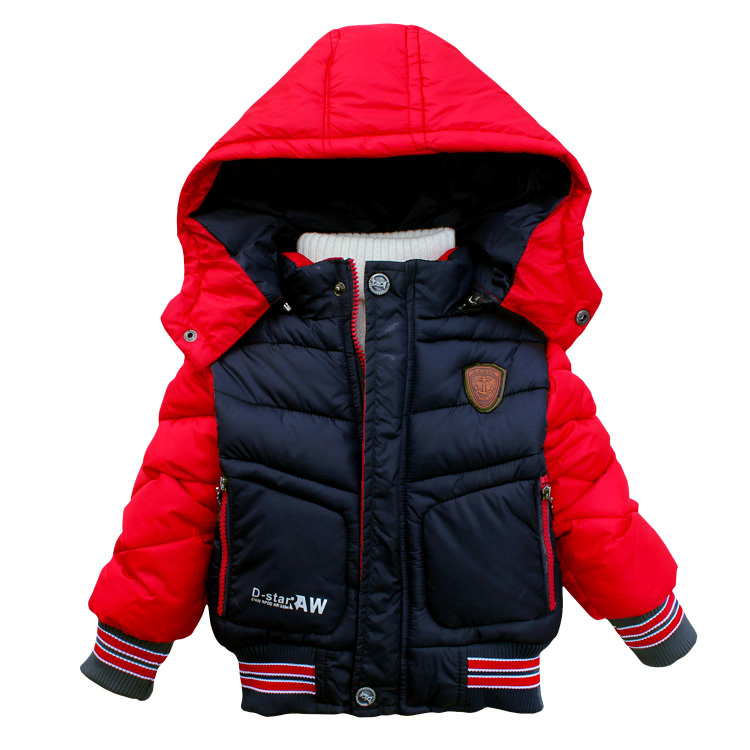 3ebe01bf6 Get Quotations · 2015 Fashion Brand Boys Winter Coats Winter Jackets  Children Jackets Casaco Menino Thickening Cotton-Padded