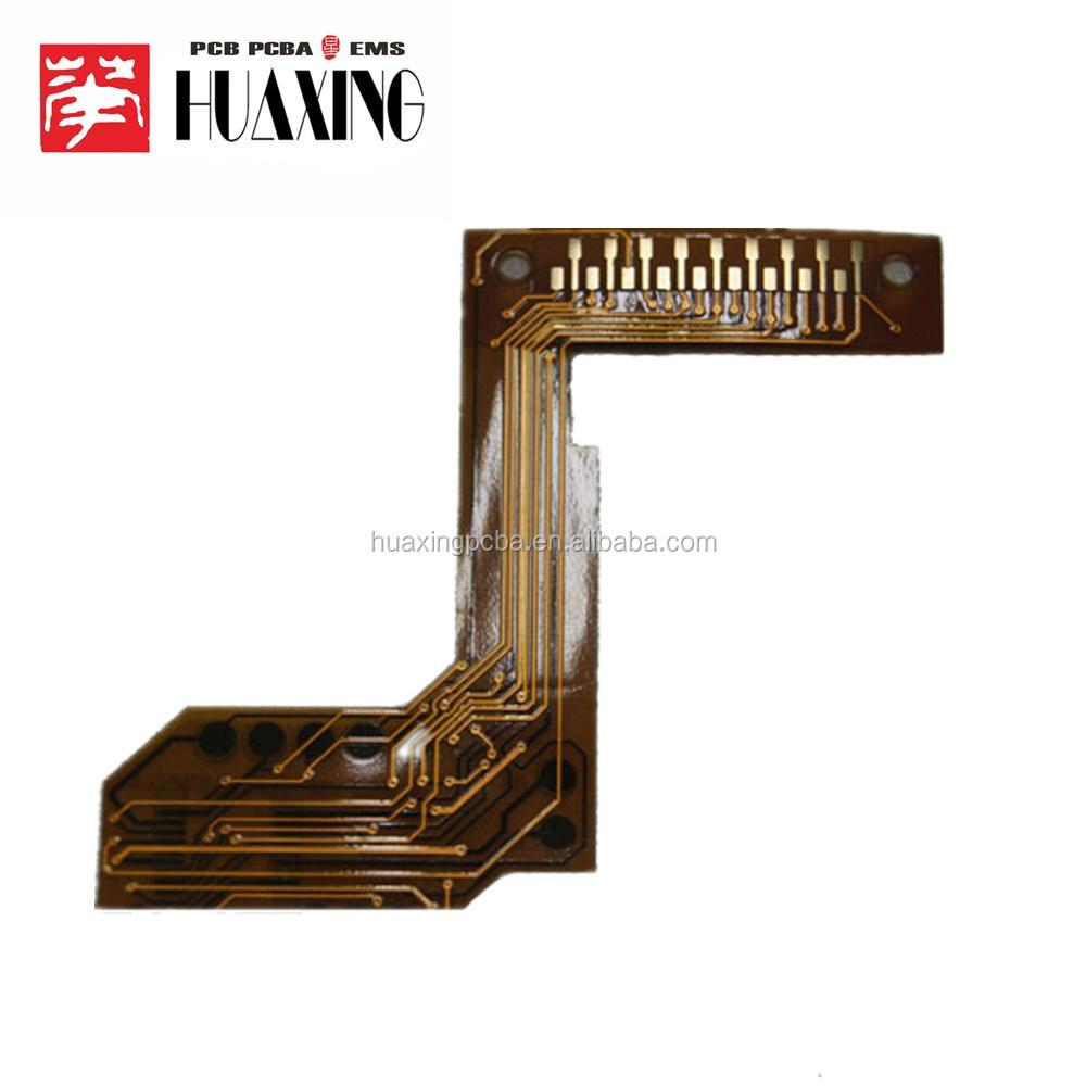 Oem Rigid Flexible Pcbflex Pcb Cable Fpcflexible Strip Flex Circuit Boards Hasl 1 Oz Copper Supplier