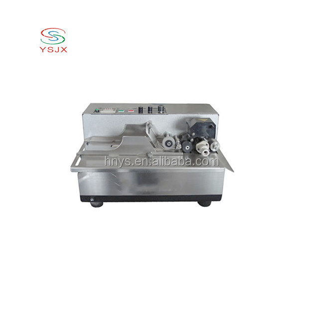 Embossing and solid ink name card coding machine made in China