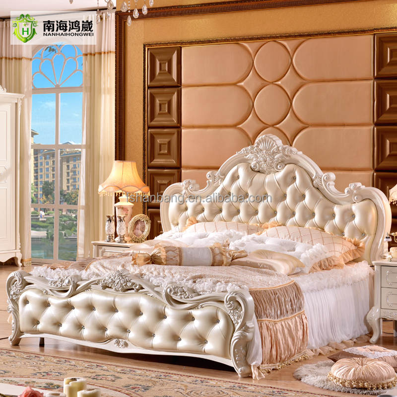 Traditional Luxury European Style Bedroom Furniture Sets Product On