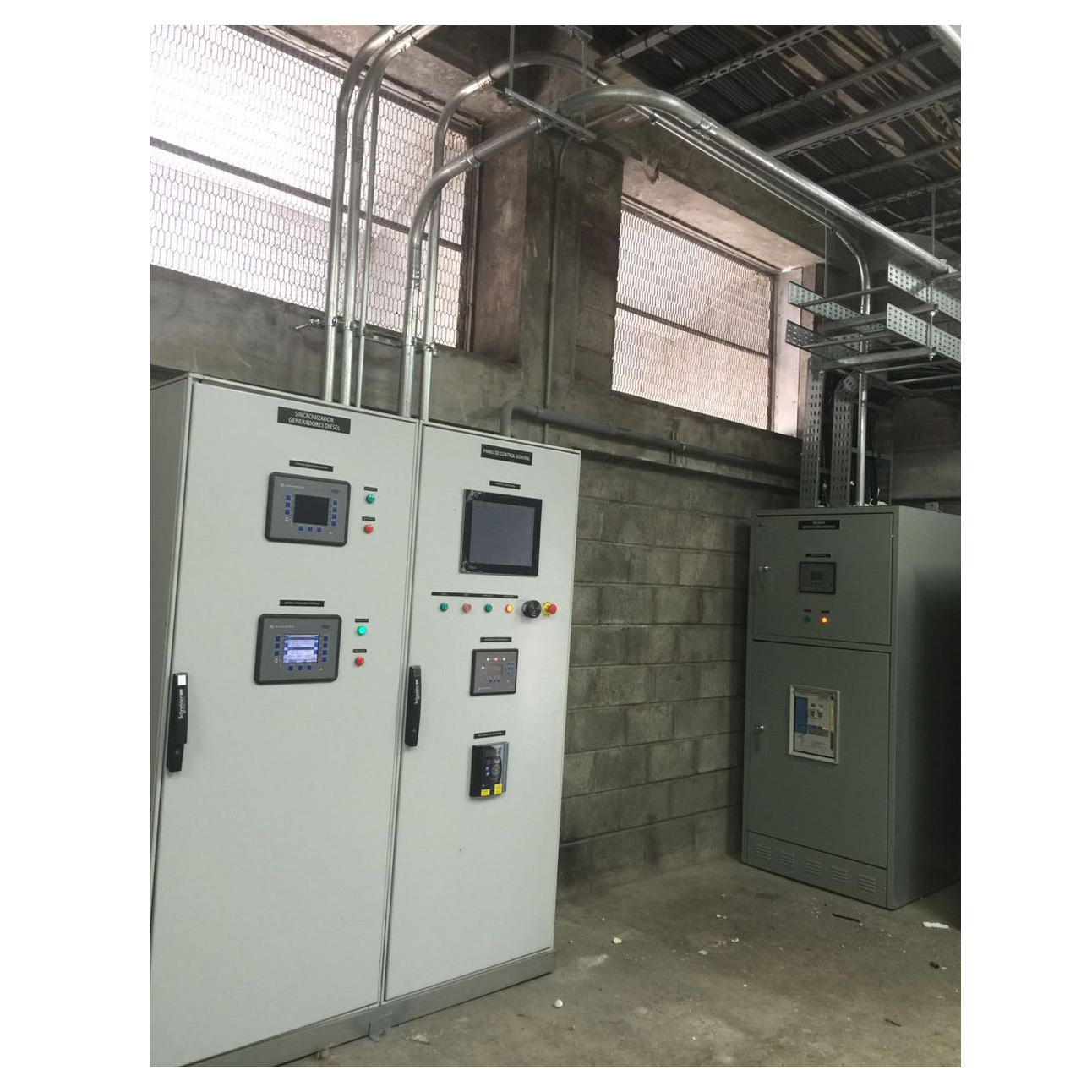 thermal power plant equipment by biomass gasification