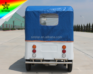 China Adult Electric Tricycle For Passenger 4 or 6 Seats For Europe Market