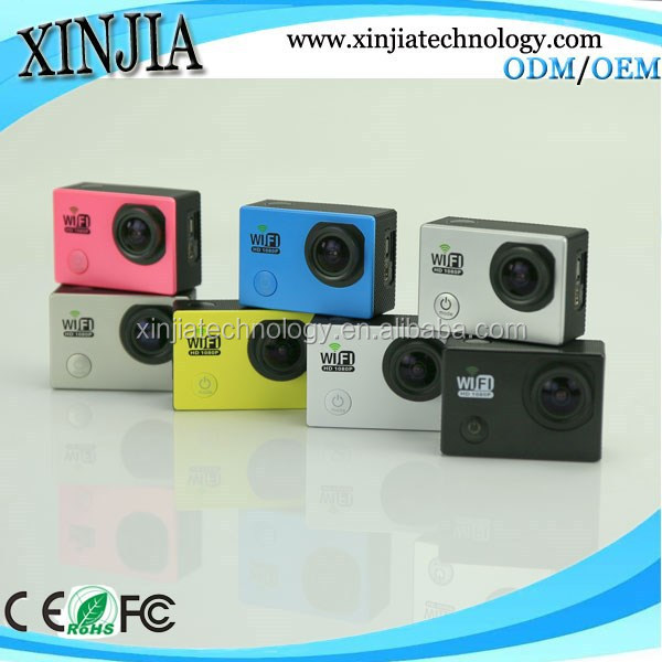 Sj6000 draagbare wifi hd outdoor sport camera