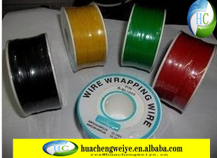 Red high temperature wire line OK line 305M long 05MM line width