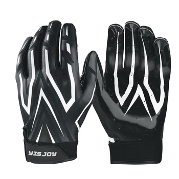 f4a4e001ab5 Best Quality Youth Kids Football Receiver Gloves American Football Gloves  Supplier