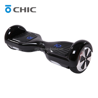 36V/4.4Ah 2 wheel self balancing electric scooter 6.5 inch smart hoverboard