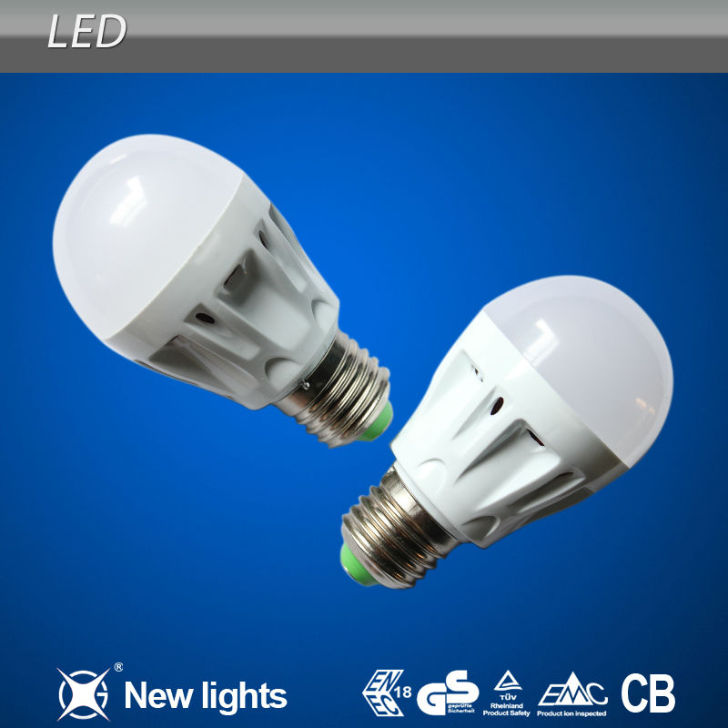 New Item XGY-QP-S0902 LED Globe Light Bulb with 5W Power