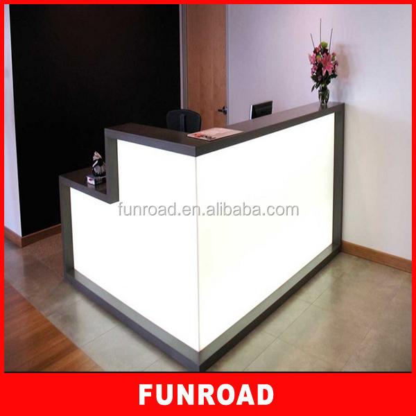 Comptoire De Caisse: Funroad Personnalisée Blanc Cuisson Peinture Comptoir