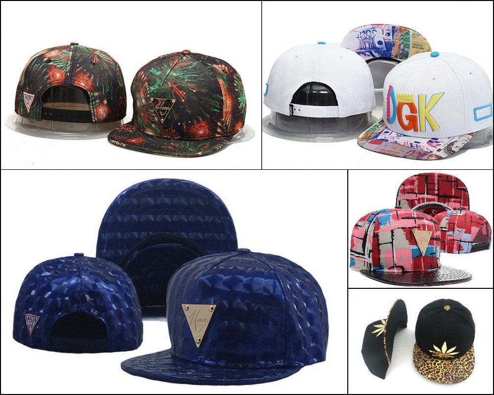 Get Quotations · (20pcs lot) New arrive Hater Snapback hats popular  baseball snapback caps DGK hiphop 99f18b39188