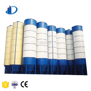 Factory Price Bolted 100 ton Steel Storage Concrete Cement Silo