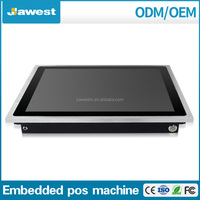 "3 year maintenance high performance cheap 15"" retail pos system all in one with pos software"