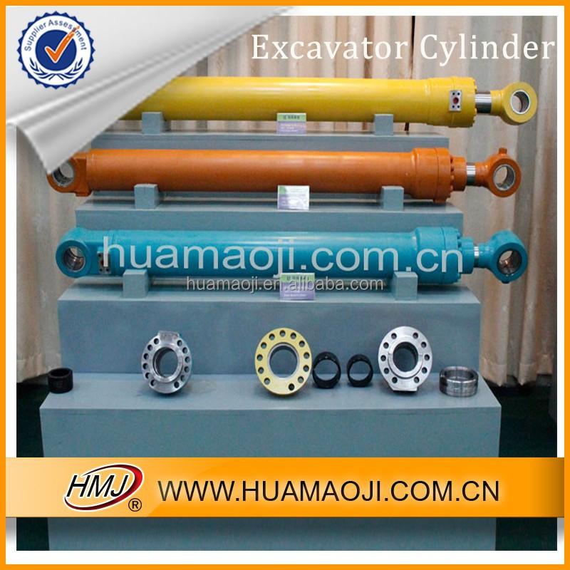 China Supplier Excavator Machine Parts Hydraulic Arm Lift Cylinder ...