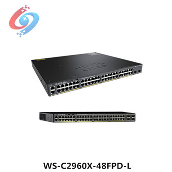 Cisco Catalyst 2960x Series 48 Port Poe Switch Ws-c2960x-48fpd-l - Buy  Ws-c2960x-48fpd-l,48 Port Poe Switch,Switch 48 Ports Product on Alibaba com
