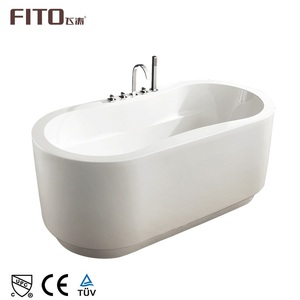 Wholesale Promotional Products Freestanding Massage Sitting Acrylic Corner Bathtub