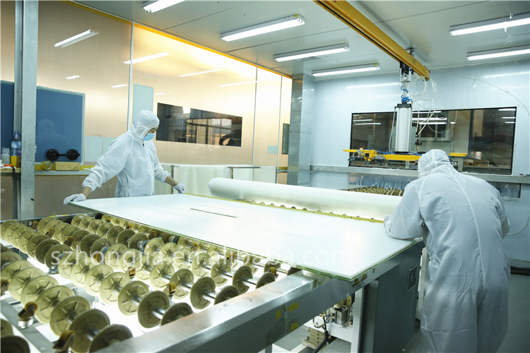 Veiligheid gelamineerd anti-slip gehard panel glas traptreden