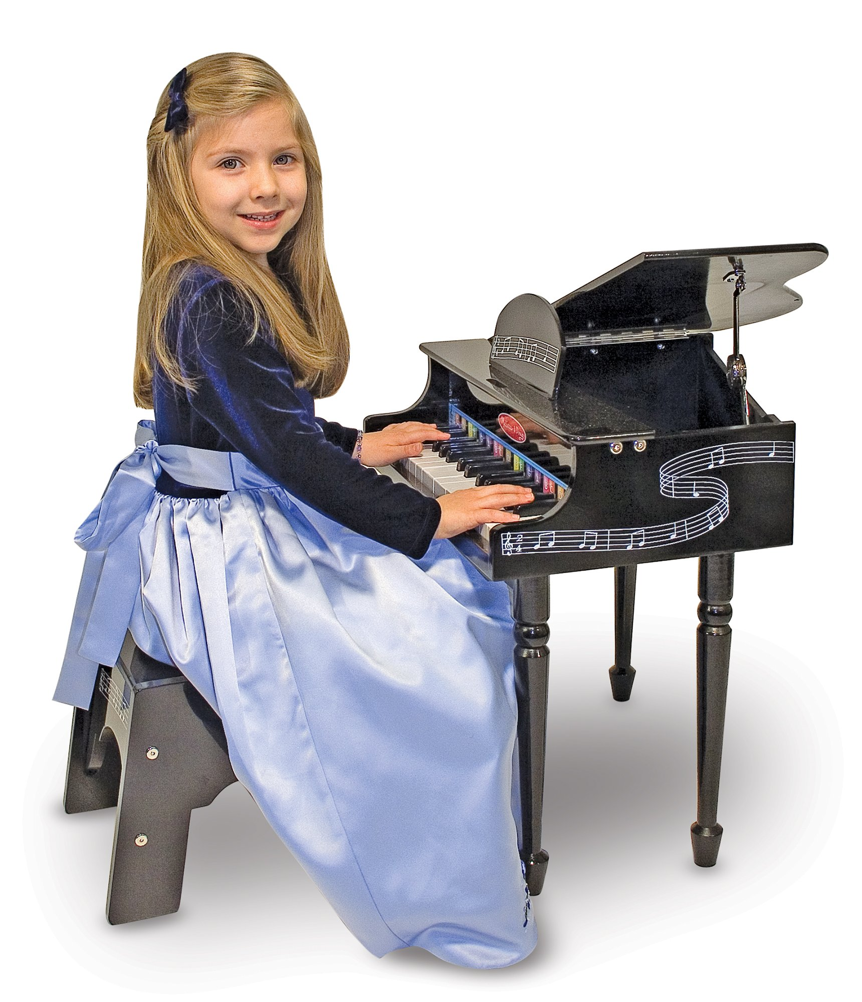Buy Melissa Doug Learn To Play Piano With 25 Keys And
