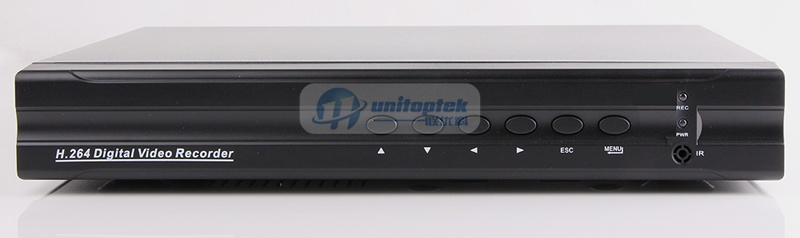 H 264 Dvr Firmware With 8ch 720p Real Time Ahdm/ Ahdl Network ...