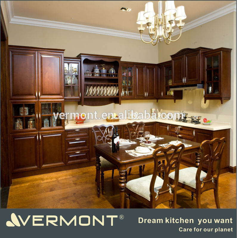 Stile americano cucina modulare per apartment decoration - American style mobel ...