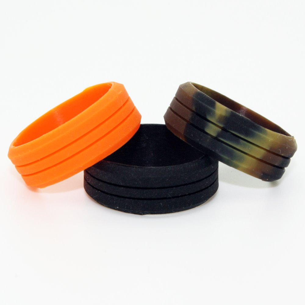 ring beautiful camo of rings wedding outdoor silicone bands images