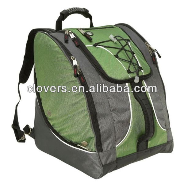 China supplier sport backpack shoe compartment ocean bag