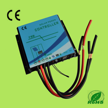 5A 12V 24V PWM Rated Voltage and Charger Controller Application lithium battery Solar charge Controller