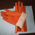 potato peeling gloves export to Japan vegetable cleaning rubber gloves