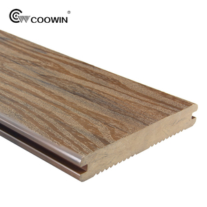 Wood Plastic WPC Composite board/wpc flooring/outdoor composite decking