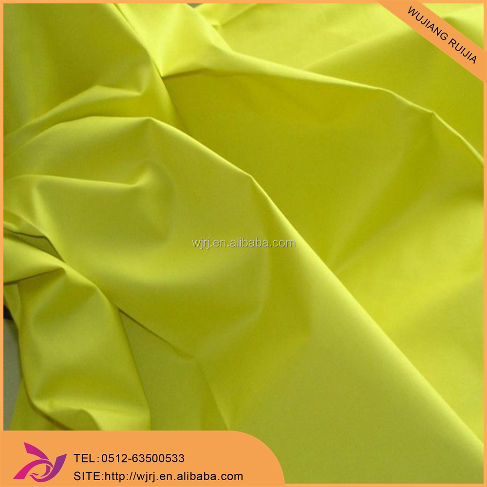 wholesale high quality smooth twill weave polyester microfiber peach skin fabric