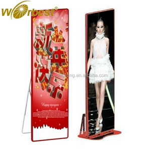 Exclusive Cost effective Full Color Graphics P2.5 magic mirror display advertising