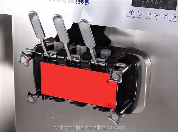 automatic soft serve machine