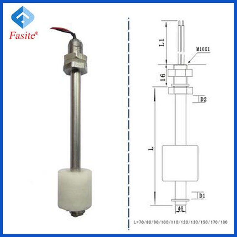 Float Ball Water Tank Level Switch Float Type Level Switch