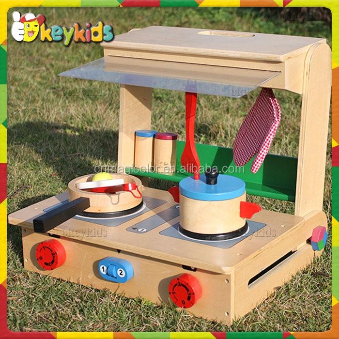 2017 niños al por mayor de madera de cocina conjunto de juguete ...