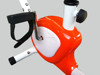 2016 Hot new sports equipment mini pedal exercise bike for everyone use